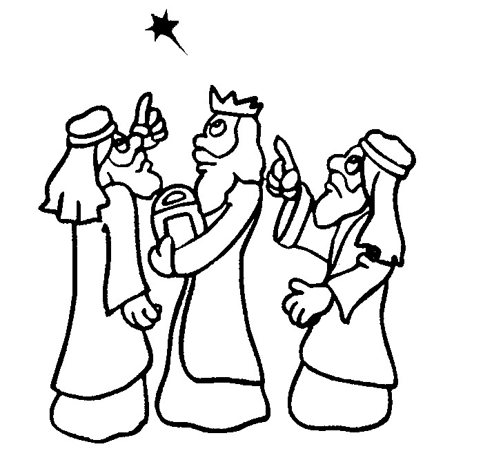 epiphany coloring pages free - photo#21