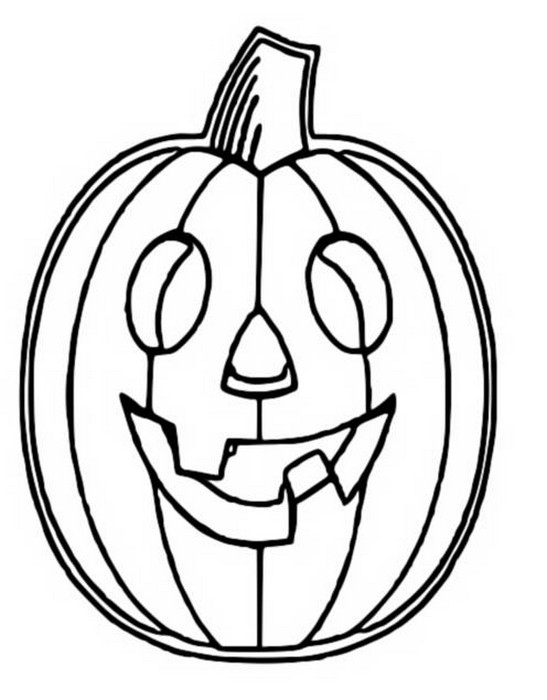 malvorlagen halloween 4