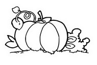 Disegno da colorare Halloween