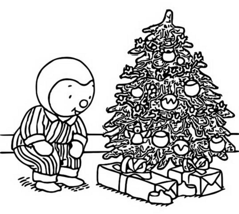 Malvorlagen Weihnachten 10