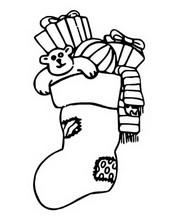 Malebøger Stocking