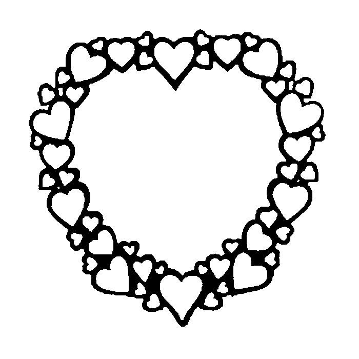 Dibujo Para Colorear San Valentin 3