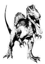 malvorlagen dinosaur king - morning kids
