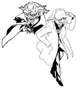 Disegno da colorare Bakugan