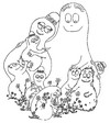 Coloring page Barbapapa
