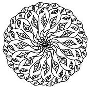 Tulostakaa värityskuvia Syksyn lehdet