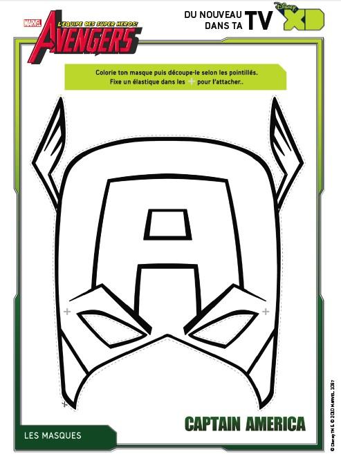 Disegno da colorare the avengers 6 for Colorare avengers