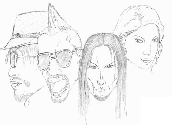 Black Eyed Peas Coloring Pages Black-eyed-peas-g-1.jpg