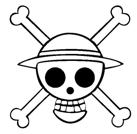 Disegno Da Colorare One Piece 9