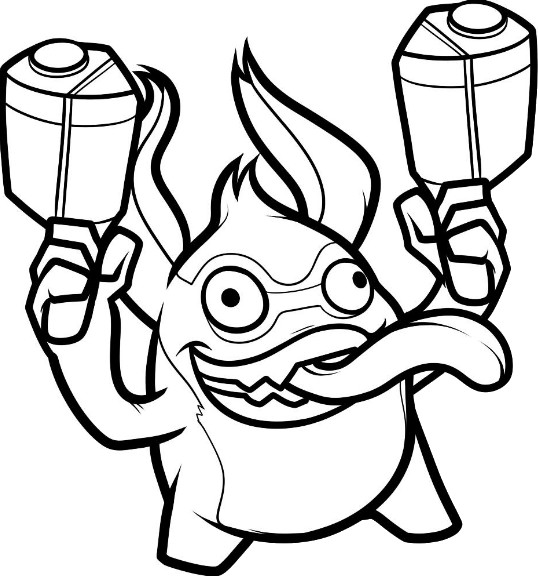 triggerfish coloring pages - photo#30