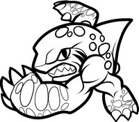Coloring Pages Skylanders Drawing