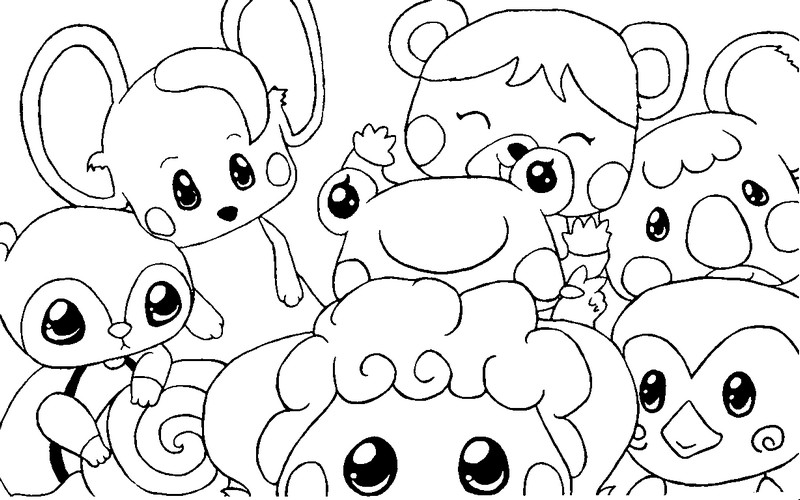My Animal Crossing: Animal Crossing para colorear