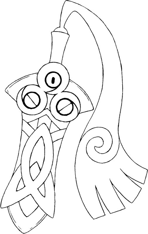 pokemon coloring pages xy - coloring page pokemon x y 1