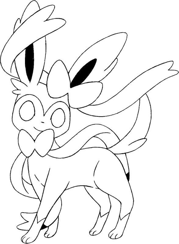 malvorlagen pokemon x y 1