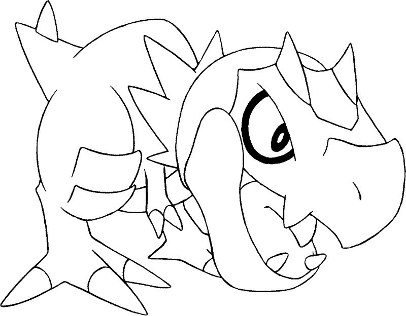 Pokemon Coloring Pages And Y : Free and y pokemon coloring pages