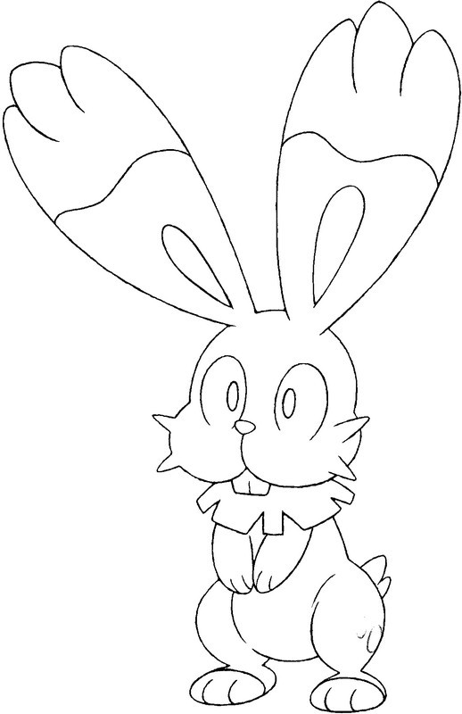 pokemon coloring pages xy - x and y pokemon coloring pages