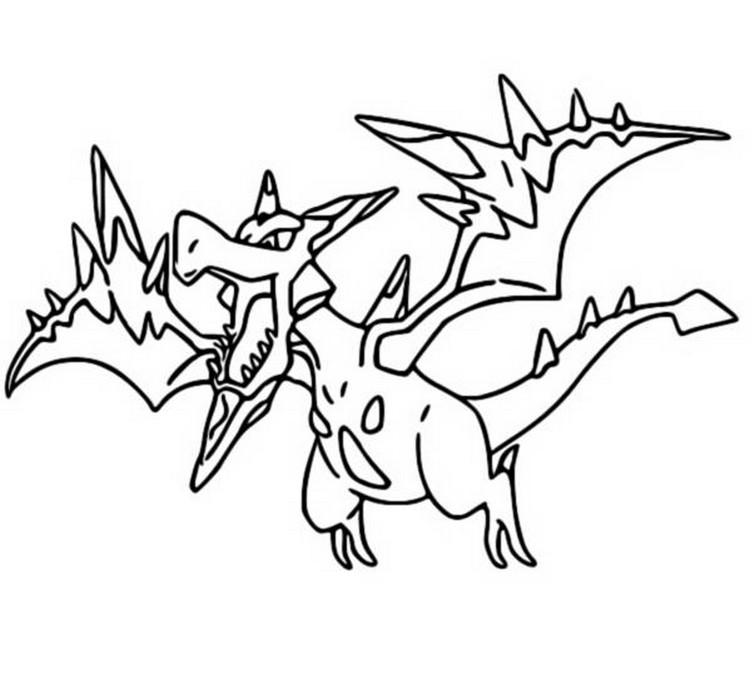 coloring pages pokemon mega evolutions - photo#7