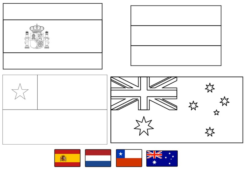 Chile Coloring Page - Ultra Coloring Pages | 552x800