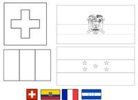 Desenho para colorir Grupo E