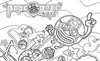 Desenho para colorir Papa Pear Saga