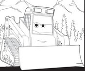 Coloring page Planes 2 Fire and Rescue