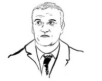 Dibujo para colorear Didier Deschamps
