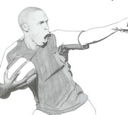 Dibujo para colorear Thierry Henry