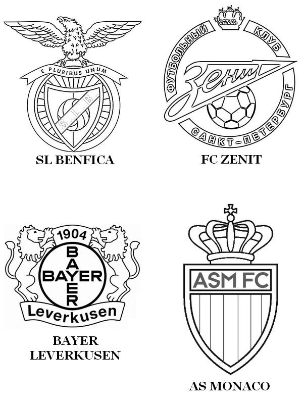 Malvorlagen Uefa Champions League 2015 Bilder Zum Ausmalen
