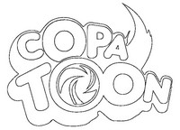 Coloring page Copa Toon