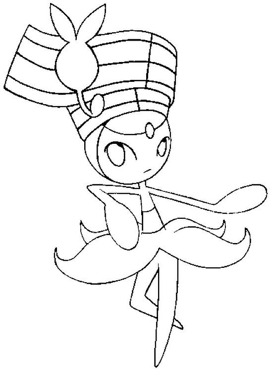 Desenho para colorir pokemon formas alternativas