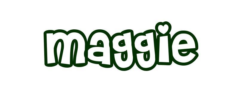 maggie coloring pages - photo#30