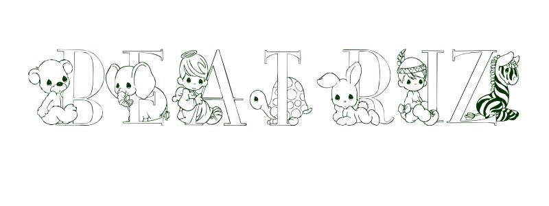 avery name coloring pages - photo#7