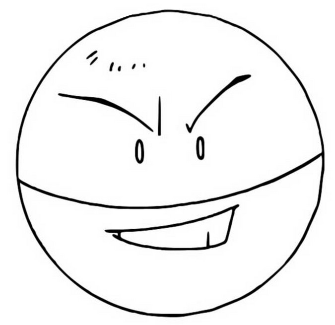 Beautiful Electrode