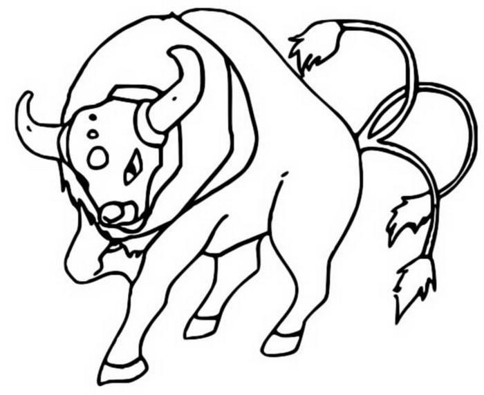 coloring pages pokemon tauros drawings pokemon
