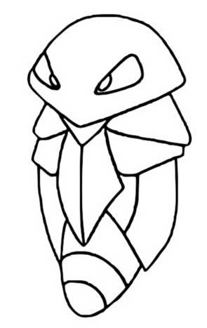 malvorlagen pokemon - kokuna - zeichnungen pokemon