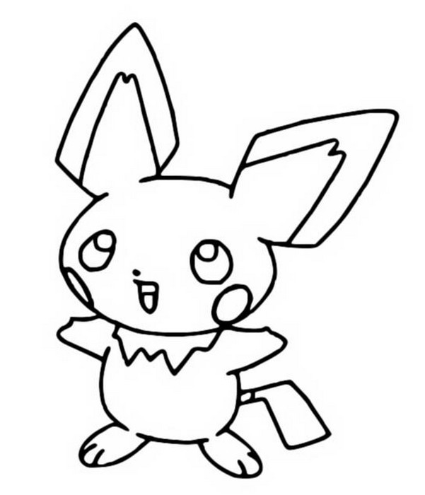 Pokemon Coloring Pages Pikachu Eevee and Sylveon Coloring book Fun