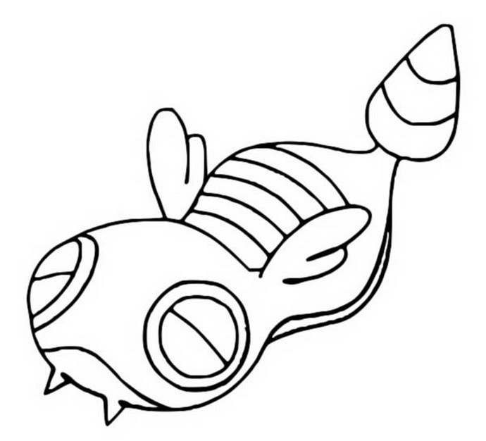 dunsparce pokemon coloring pages - photo#3