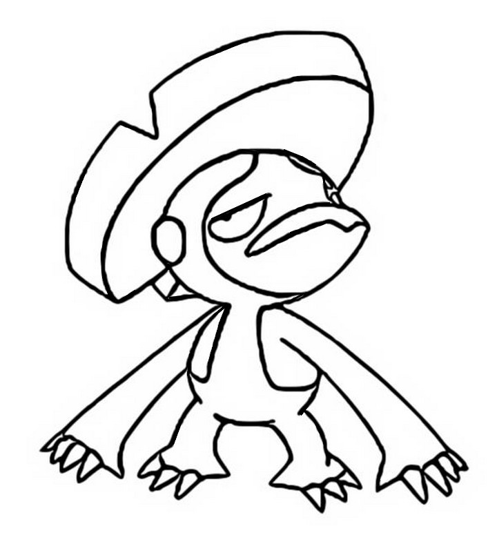 Squishy Pokemon Coloring Pages Images Pokemon Images