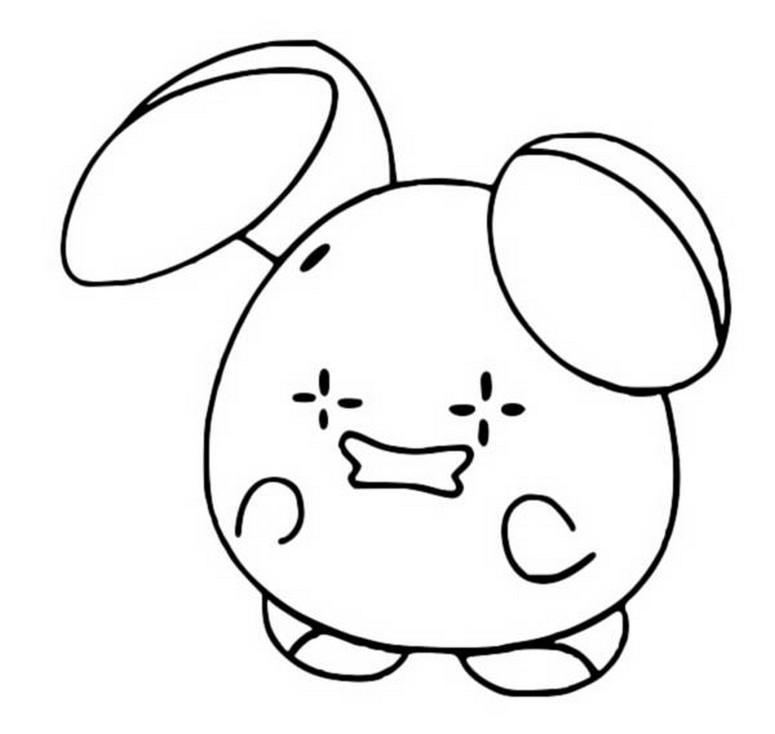 malvorlagen pokemon  flurmel  zeichnungen pokemon