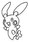 Carvanha Pokemon Kleurplaat Kleurplaten Pokemon Kleurplaat 301 320