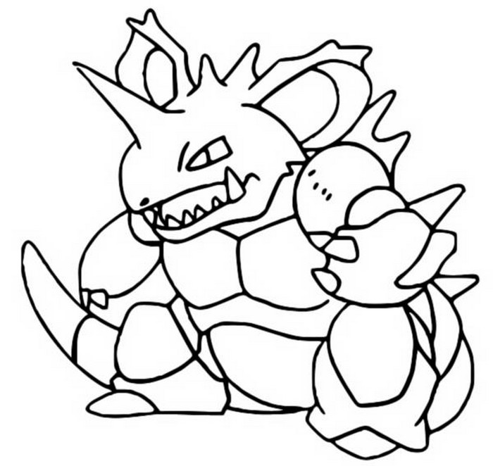 pokemon trainer coloring pages - photo#36