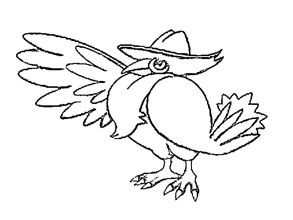 Coloring Pages Pokemon Honchkrow Drawings Pokemon Where The Things Are Coloring Pages