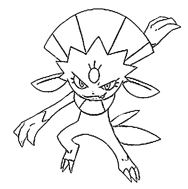 cool pokemon coloring pages - photo#15