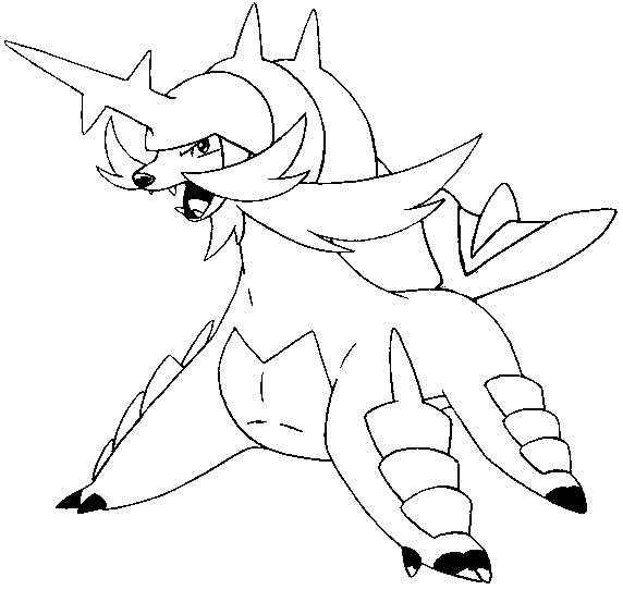 Pokemon Kleurplaten Samurot Desenhos Para Colorir Pokemon Samurott Desenhos Pokemon