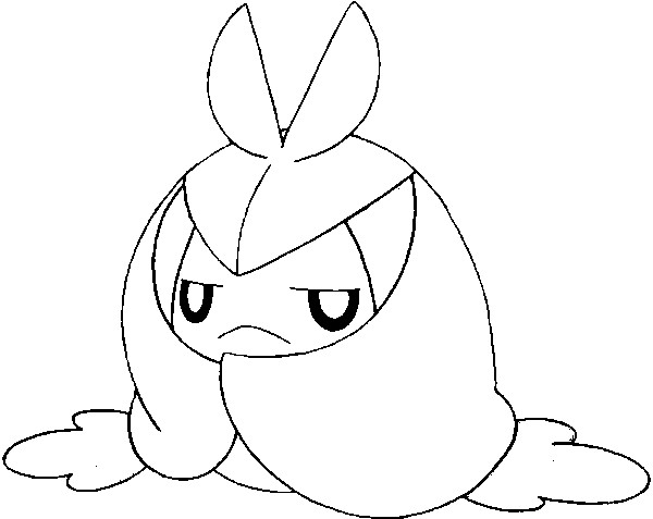 sewaddle pokemon coloring pages - photo#6