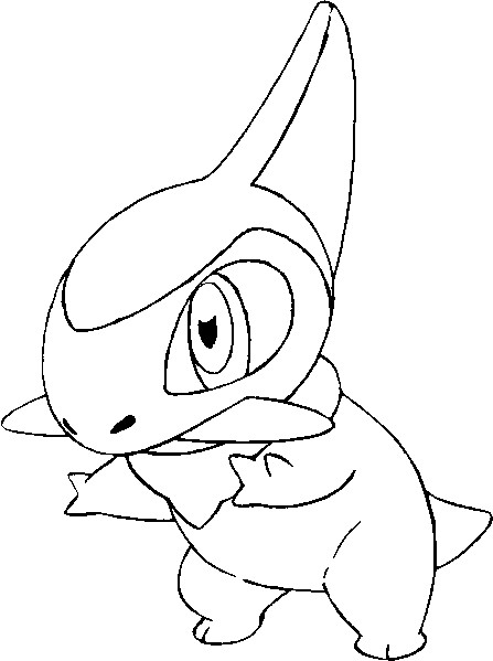 fraxure coloring pages - photo#43