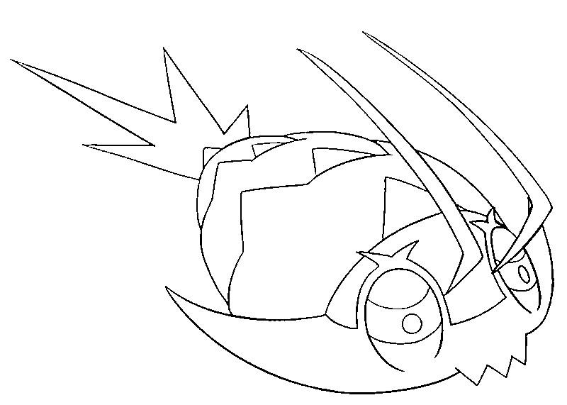 Pokemon Kleurplaten Volcanion Malvorlagen Pokemon Rei 223 Laus Zeichnungen Pokemon